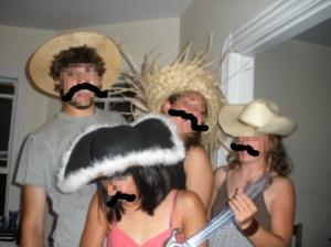 Group of Banditos