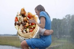 The Mexican Notebook - Burrito, la comida del amor