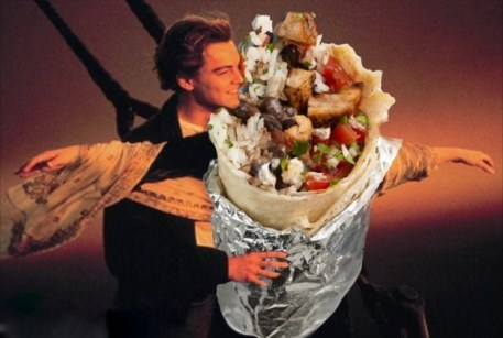 Titanic Burrito: How one 115 lb burrito brought down an unsinkable ship